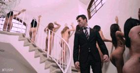 Los pecados capitales de James Deen. Greed, cine porno oscuro.
