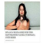 A Selena Gómez le crecen los fakes porno
