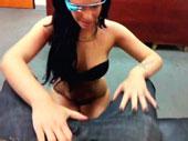 El futuro del porno con las gafas de Google Glass