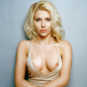 Scarlett Johansson: disfruto de hacer porno en la intimidad