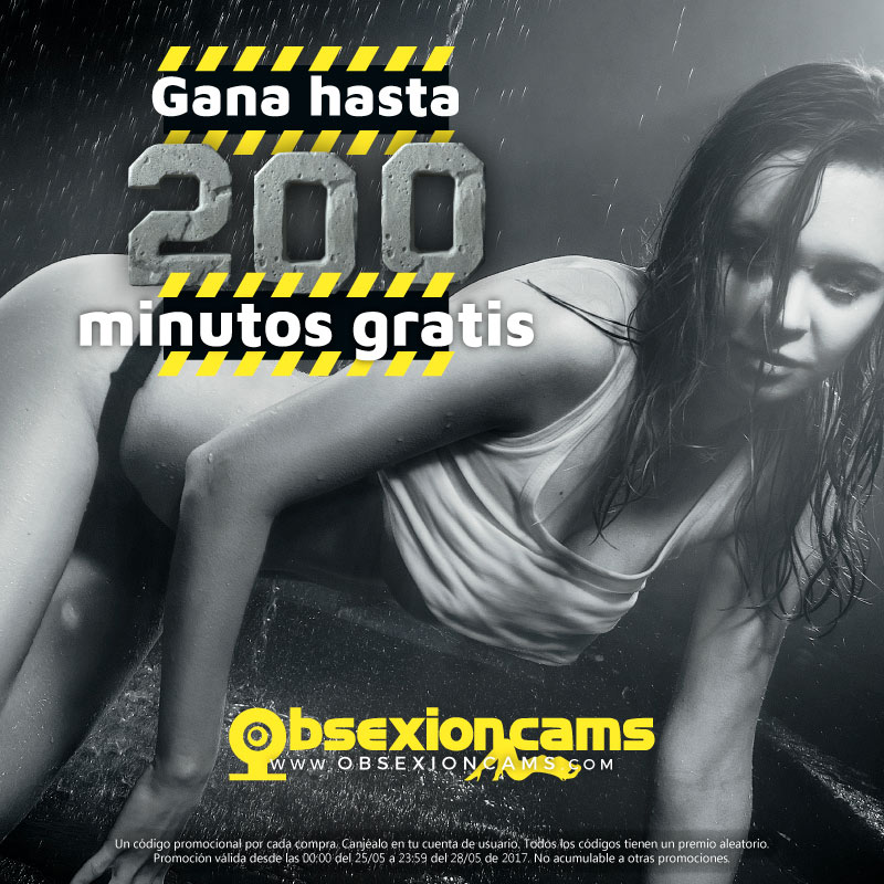 PROMO OBSEXIONCAMS