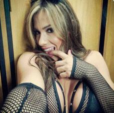 La actriz porno Esperanza Gomez de nuevo en Playboy