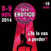Morbo y erotismo en el Festival Erótico de Alicante