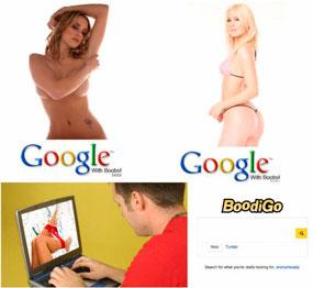 Zanboodigo el hermano porno de Google